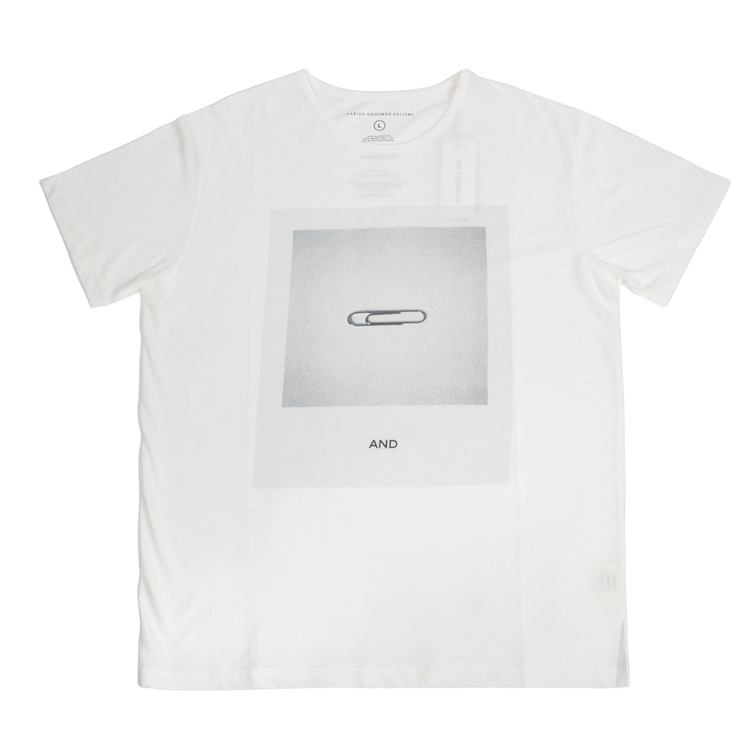 John Baldessari: And Tee