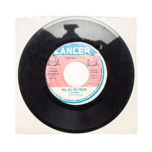 Dillinger - Tell Me The Truth 7""