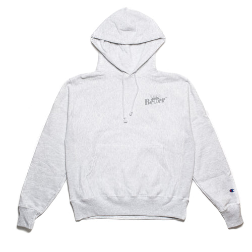 ALWAYTH/Better™ Reverse Weave Champion Ash Hoodie