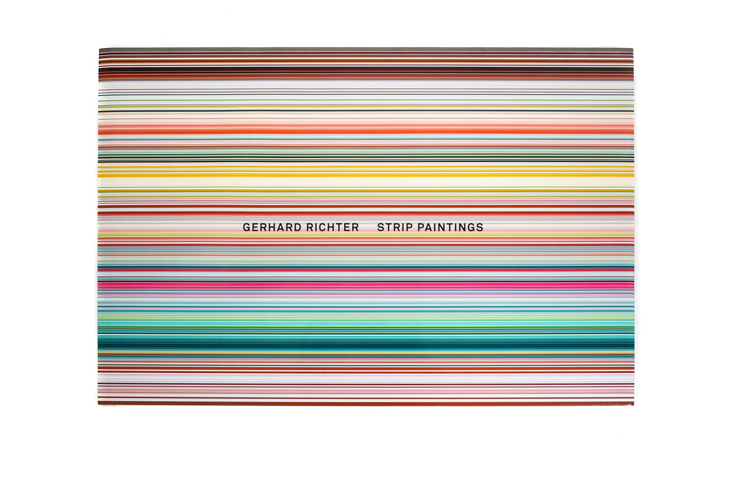 Gerhard Richter: Strip Paintings