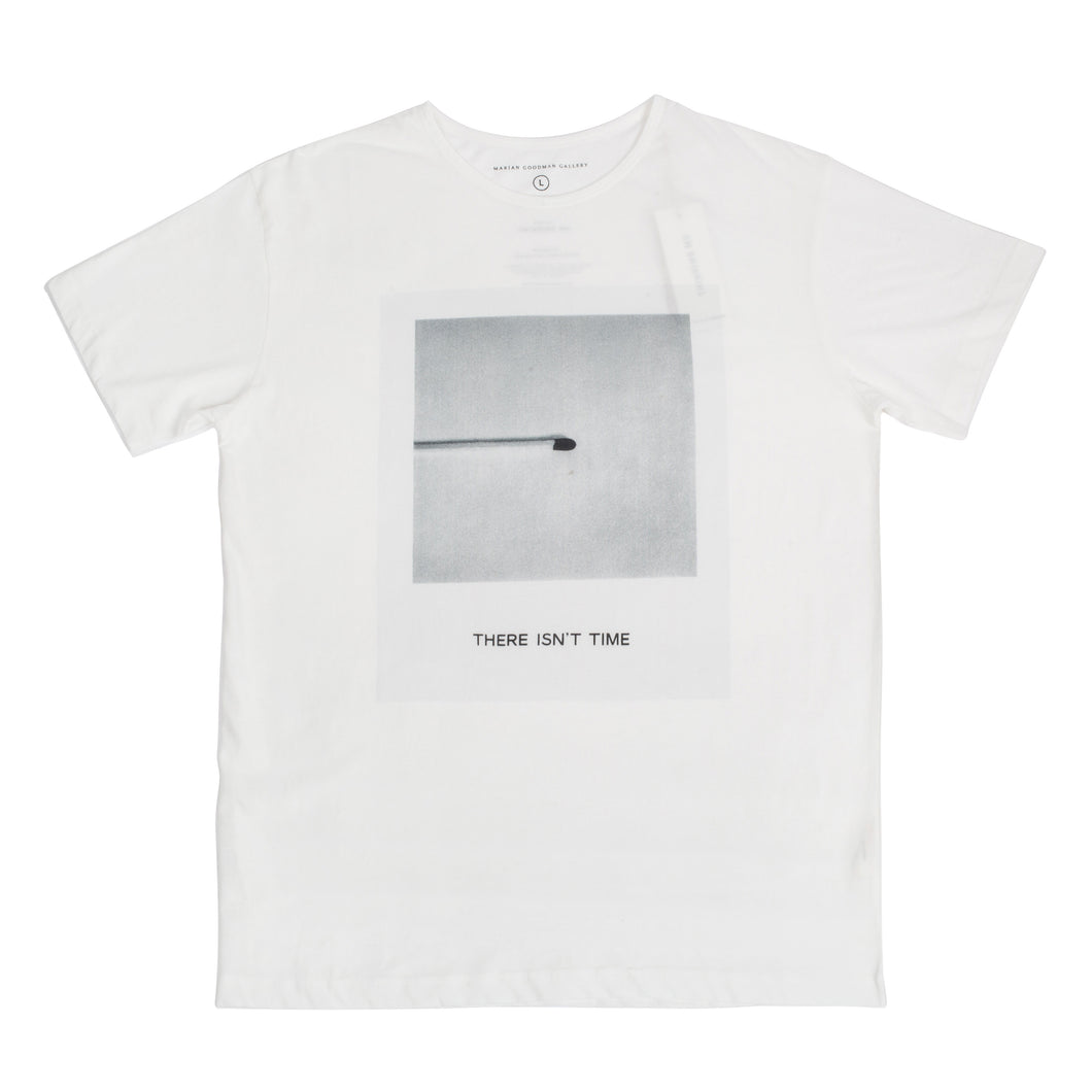 John Baldessari: There Isn't Time Tee