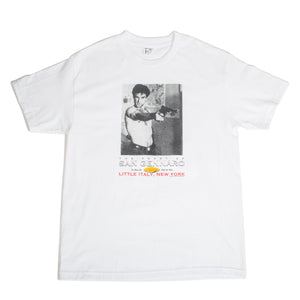 "Mooney New York ""San Gennaro"" S/S White Tee"