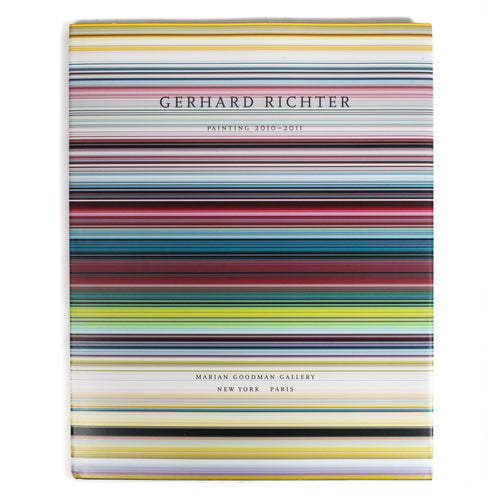 Gerhard Richter: Paintings 2010-2011