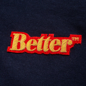 "Better™ ""Bullion Patch"" Navy Barbarian® Rugby"