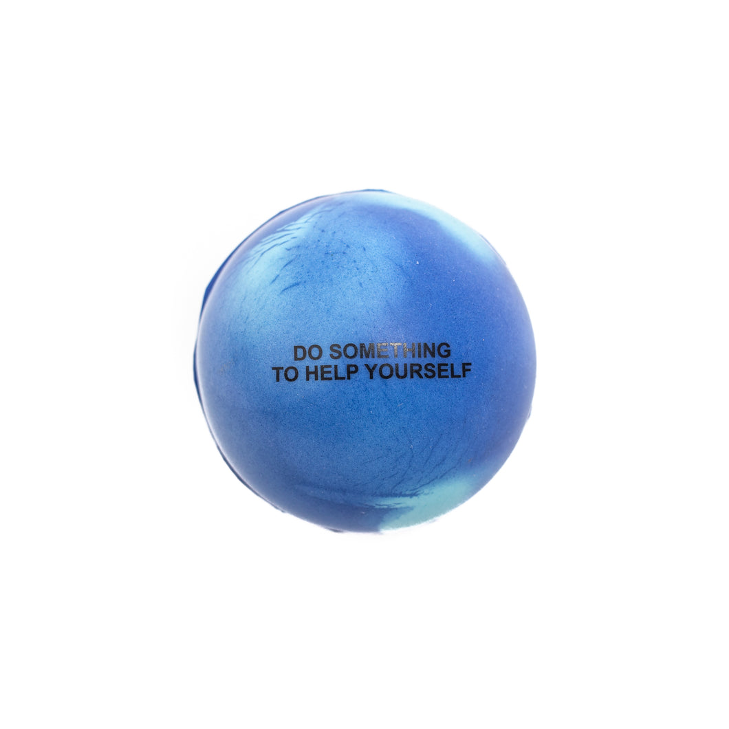 Safe Crackers Thermo Stress Ball (Blue)