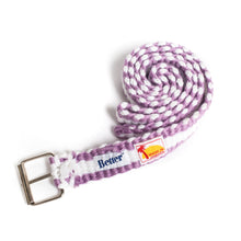 Load image into Gallery viewer, BetterTM Handwoven Belt Pink