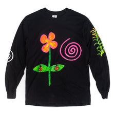 Load image into Gallery viewer, Joe Roberts Black Longsleeve Tee