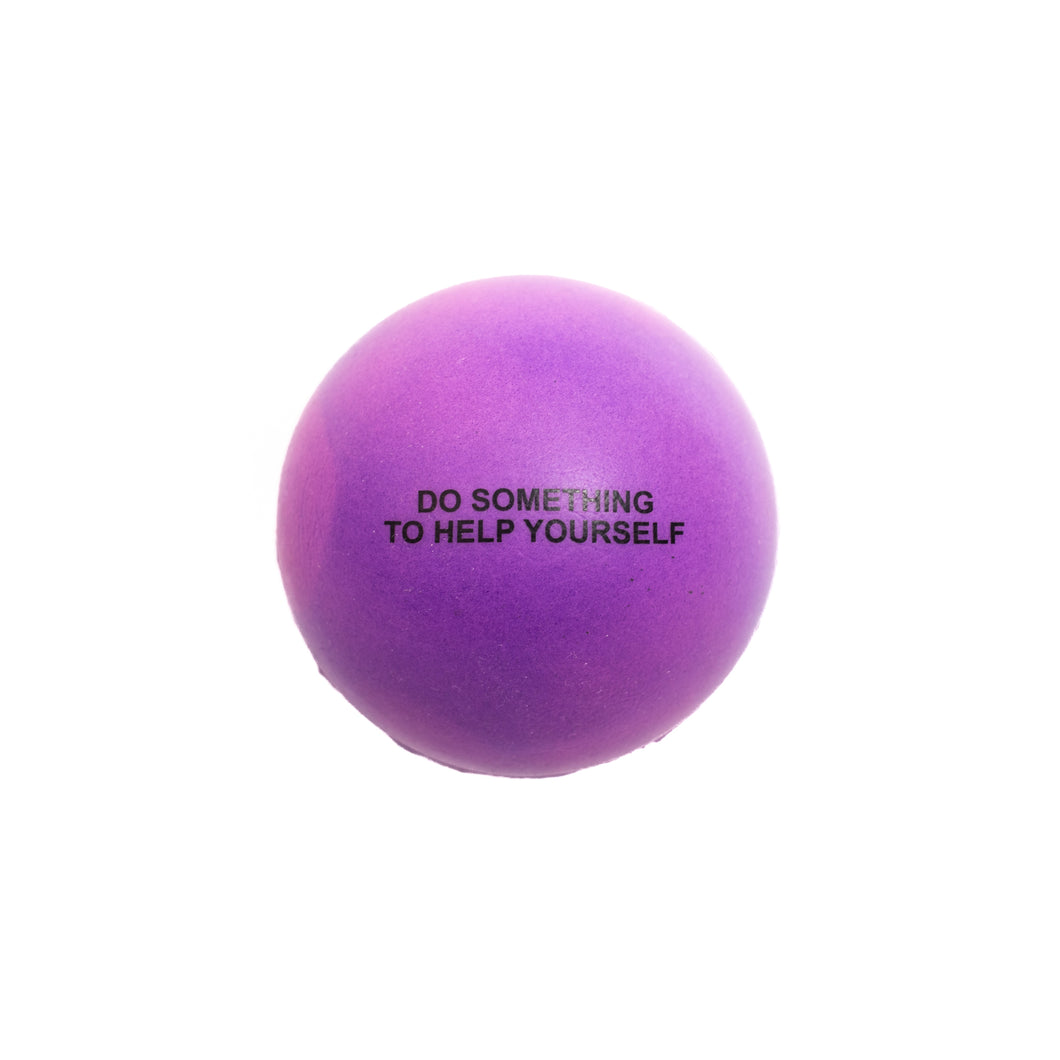 Safe Crackers Thermo Stress Ball (Purple)
