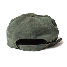 Load image into Gallery viewer, Vintage Land Rover Adjustable Hat Green