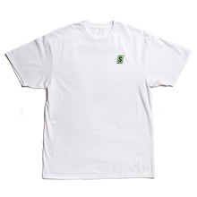 Load image into Gallery viewer, Everyone Pays S/S White Tee
