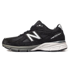 New Balance 990v4 Made In USA Black