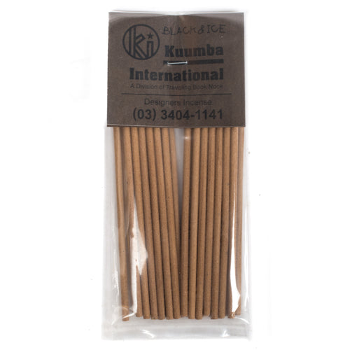 KUUMBA BLACK & ICE MINI INCENSE PACK