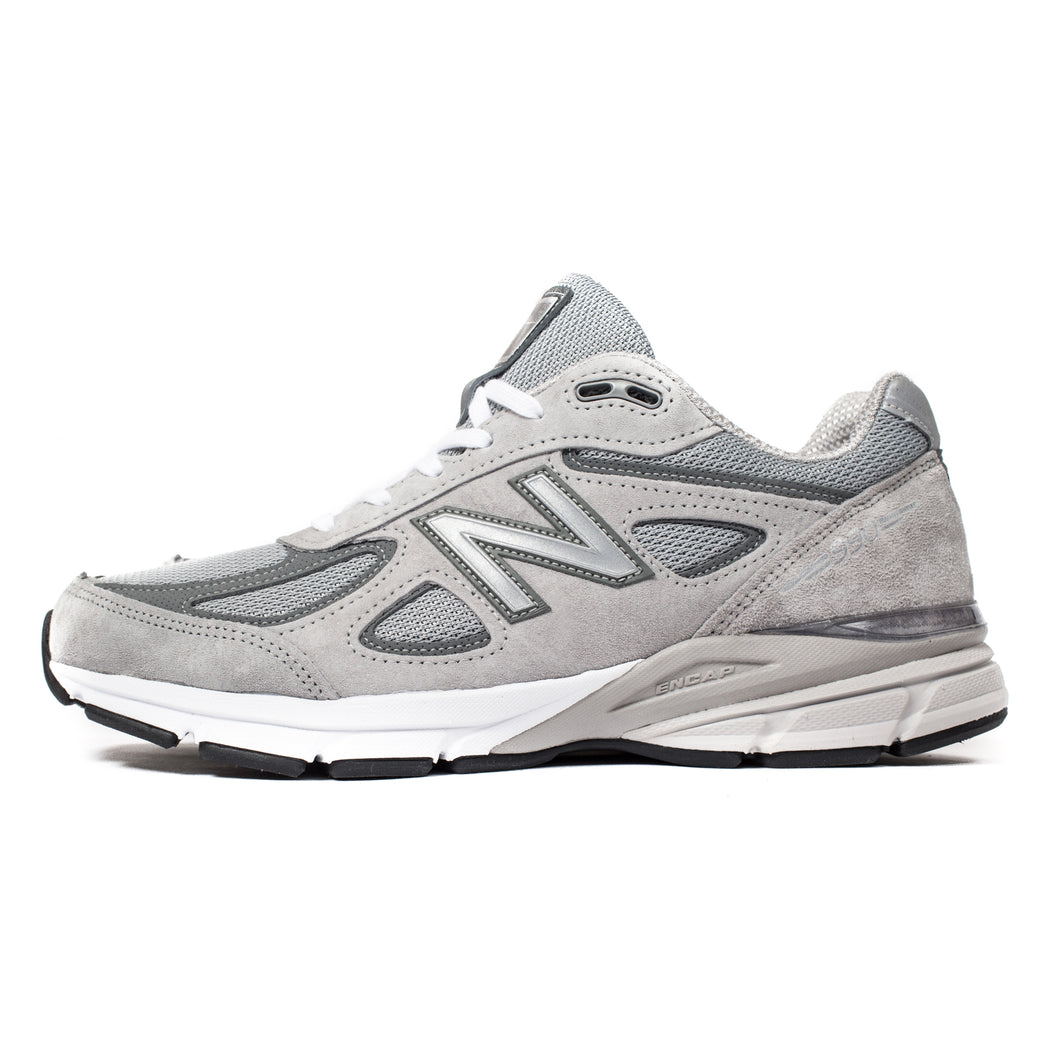 New Balance 990v4 Made In USA Grey