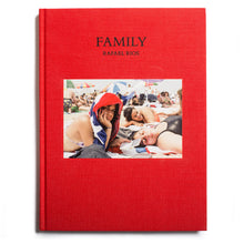"Load image into Gallery viewer, Rafael Rios ""Family"" Book"