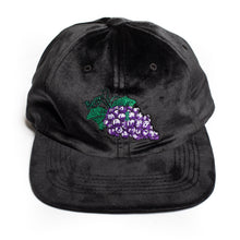 "Load image into Gallery viewer, Better™ ""Grape"" Velvet Cap"