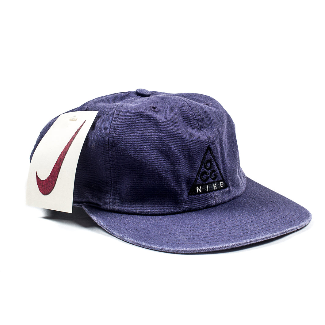 Vintage Nike Purple ACG Hat