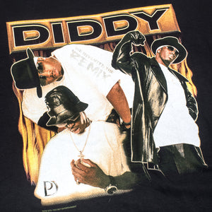 Vintage Diddy Remix/ Bad Boy For Life Tour Tee