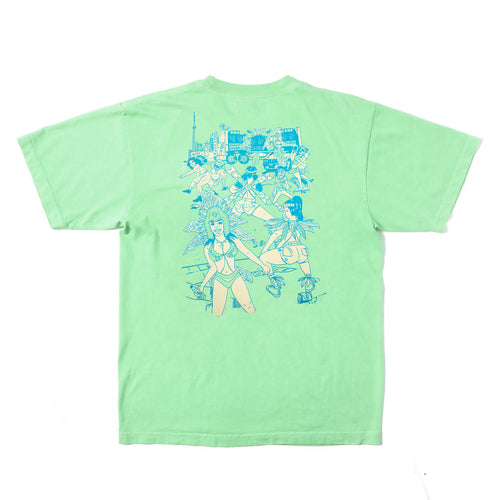 Better Gift Shop Caribana '18 Tee Mint