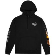 "Boys Of Summer ""Ishtar"" Hooded Sweatshirt Black"