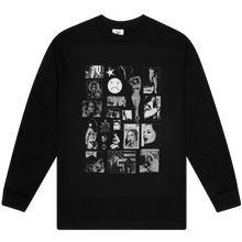 "Load image into Gallery viewer, Boys Of Summer ""Weirdo Dave"" L/S T-Shirt Black"