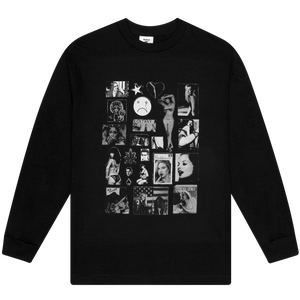 "Boys Of Summer ""Weirdo Dave"" L/S T-Shirt Black"