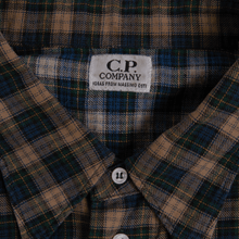 "Vintage C.P. Company ""Flannel"" Button Down Shirt"