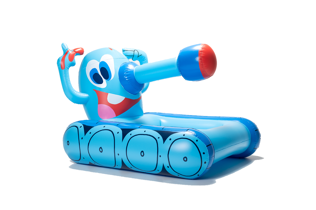 Tank Pool Float by Todd James