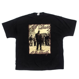 Vintage Puff Daddy No Way Out World Tour Tee
