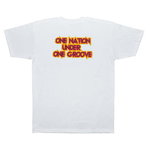 Gimme 5 One Nation Under One Groove Tee