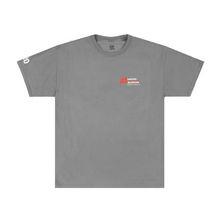 "Infinite Archives ""End Racism"" Grey S/S Tee"