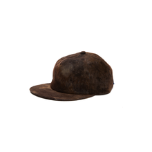 "Better™ Gift Shop/Organ Handmade - Multi-Brown ""Denim Corduroy"" 6-Panel Hat"