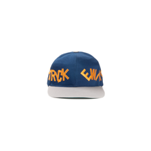 "Vintage ""Patrick Ewing"" Blue 6-Panel Hat"