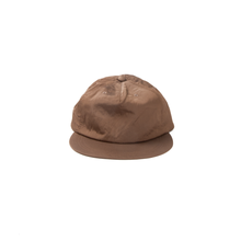 "Better™ Gift Shop/Organ Handmade - Brown ""Metallic Nylon"" Trucker Hat"