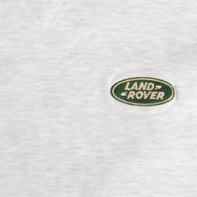 "Vintage Land Rover ""Russell Athletics"" Large Ash Crewneck"