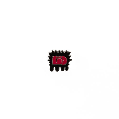 "Studio BSB - ""ZOMBRA"" Lapel Pin"