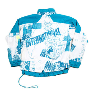 Vintage Nike International Nylon Jacket