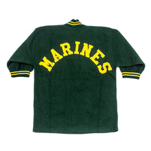 Load image into Gallery viewer, Vintage Champion Sports Marine Melton Wool Half Zip Jersey