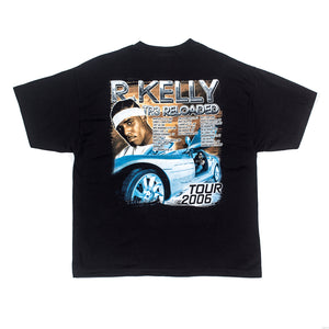 Vintage R. Kelly TP3 Reloaded Tour Tee