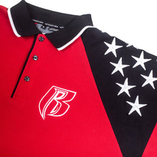 Ruff Ryders Sho Out American Polo Shirt