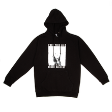 "Crack Gallery/ Weirdo Dave ""FTL"" Black Hoody"