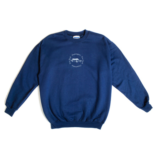 Dominguez Corp Car Wash Crewneck