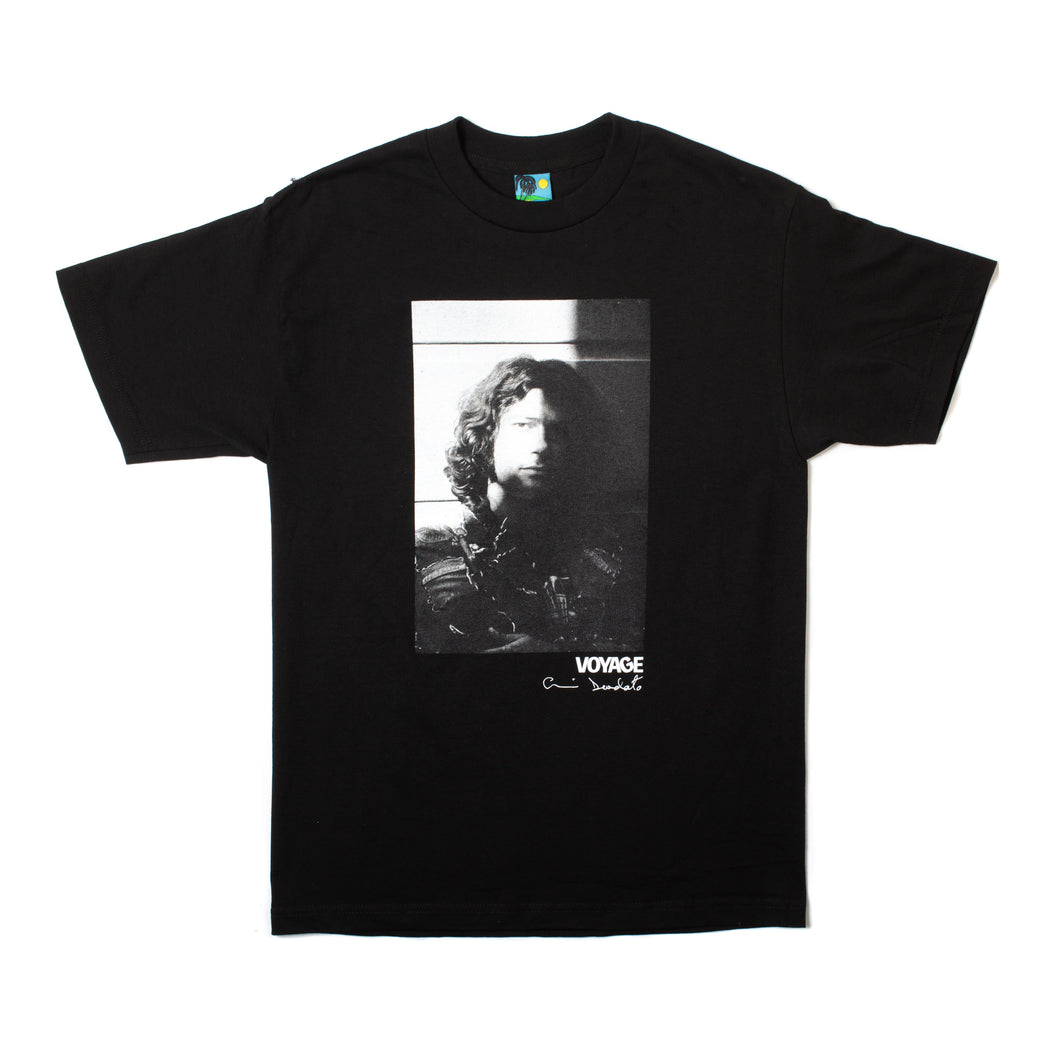 Deodato Short Sleeve T-Shirt Black