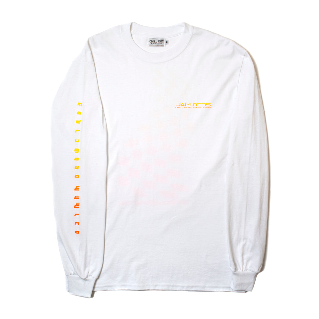 Chill Out Trancentral Racing Long Sleeve Tee