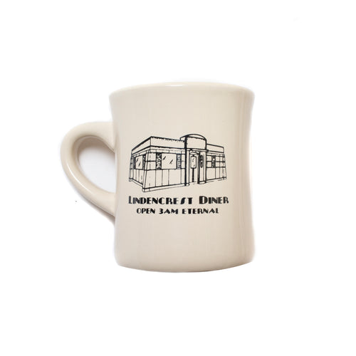 Chill Out Diner Mug