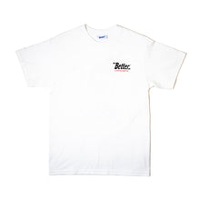 Load image into Gallery viewer, BetterTM Diavolo Tee White