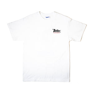 BetterTM Diavolo Tee White