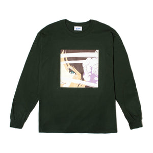 BetterTM VOYEUR III L/S Tee Green