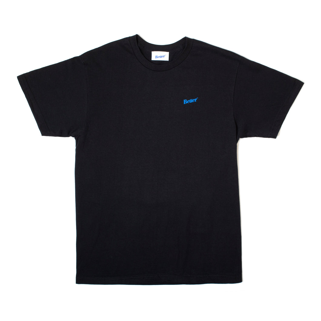 BetterTM Logo Tee Black