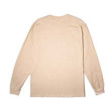 Load image into Gallery viewer, BetterTM VOYEUR III L/S Tee Beige