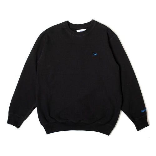 BetterTM TM Crewneck Black